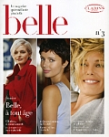 french Clarins belle #3 cover