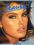 beauty Italy 08/87 cover by Ron Capobianco
