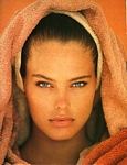 """the most beautiful girl"" 1 - oz CLEO 7-88 by Gilles Bensimon"