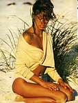 """the most beautiful girl"" 3 - oz CLEO 7-88 by Gilles Bensimon"