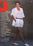 """TUTTE IN SHORTS"" 2 c zoomed - ital. GRAZIA 29.07.84 by Marc Hispard"