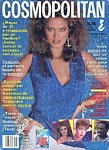 centro american June 1986 COSMOPOLITAN cover by Francesco Scavullo