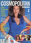 mexican June 1986 COSMOPOLITAN cover by Francesco Scavullo