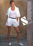 french ELLE 2. July 1984 shorts 3