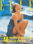 belgium ELLE May 1994 cover by Hans Feurer
