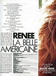 """LA BELLE AMERICAINE"" 1a - french ELLE 25. July 1985 by Gilles Bensimon"