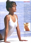 """PEP UP YOUR CIRCULATION"" 1b - U.K. ELLE 2-1986 by Gilles Bensimon"