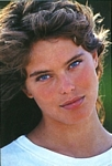 """HEALTH AND BEAUTY notebook Face up to summer beauty"" - U.K. ELLE 5-88 by Gilles Bensimon"
