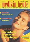 german medizin heute May 1996 cover by Hans Feurer (Biotherm sun pic)