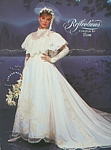Reflections 2 bridal couture - U.S. Modern Bride 10-11 1983