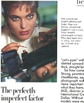 """the perfectly imperfect factor""- U.S. SELF 4-1988 by Roger Eaton"