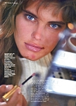 """THE BEST BEAUTY DEALS..."" 2 zoomed - U.S. SELF 9-1985 by Roger Eaton"