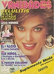 chile VANIDADES 30. Sep. 1986 cover by Patrick Demarchelier
