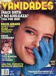 peru VANIDADES 24. June 1986 cover by Patrick Demarchelier