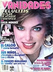 peru VANIDADES 30. Sep. 1986 cover by Patrick Demarchelier