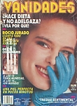 centro american VANIDADES 24. June 1986 cover by Patrick Demarchelier