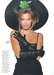 german VOGUE April 1988 STARK 6