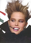 """ITALIAN CHIC..."" 4 - ital. VOGUE 12-1982 #394 by Bill King"