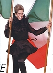 """ITALIAN CHIC..."" 6 - ital. VOGUE 12-1982 #394 by Bill King"