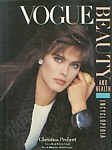 U.K. VOGUE Beauty and Health Encyclopedia book 1986(?) by Andrea Blanch